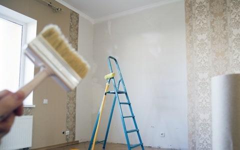 Slaapkamer Steigerhout Behang: Hout behang behangwebsite.