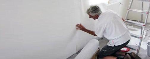 glasvezelbehang verwijderen of bepleisteren tips en advies
