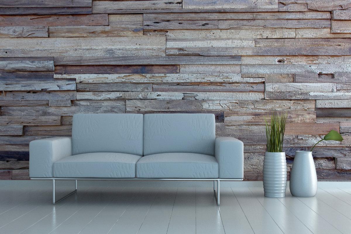 Hout behang voor elke ruimte troeven prijzen inspiratie for Renovlies laten behangen